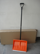 Handle shovel plastic shovel plastic snow shovel with wooden handle for Discount price