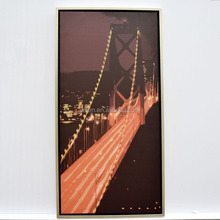 Sample Picture of Dafen Plastic Canvas Picture Frames Painting