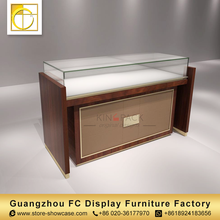 Modern multi-functional floor watch display jewelry cabinet jewelry showcase glass display showcase