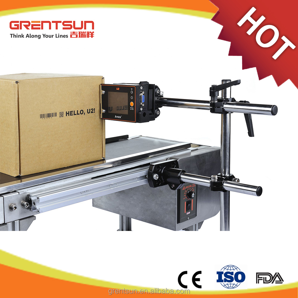 Low cost egg carton printing machine