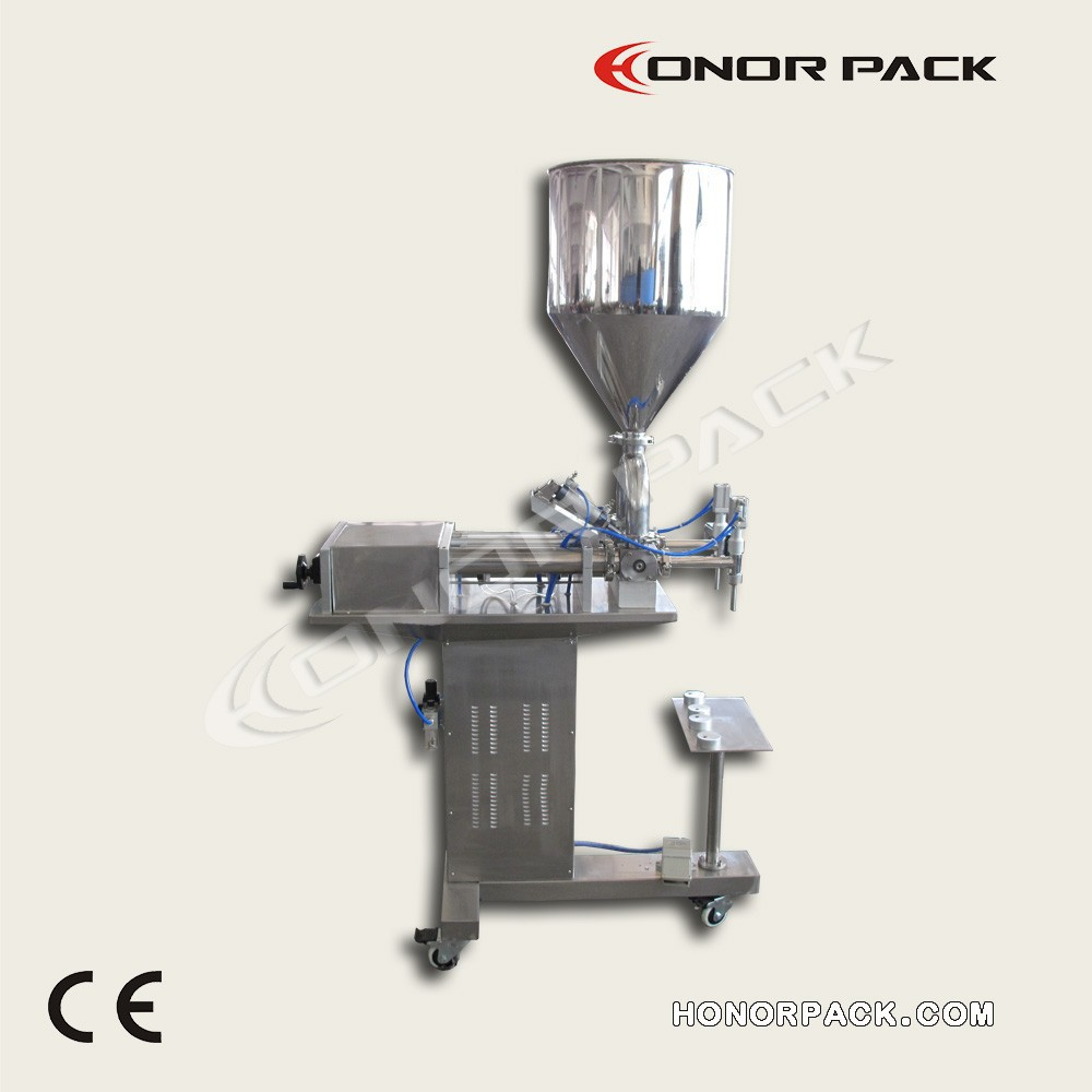Cooking Edible Oil Filling Machine