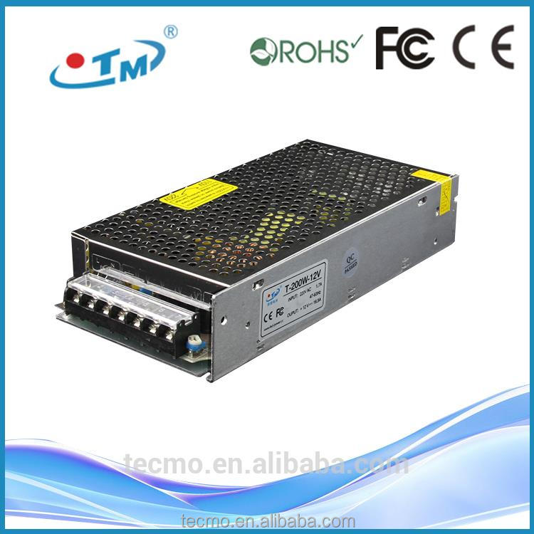 Transformer 220V to 12V 30A /5V 70A switch power supply