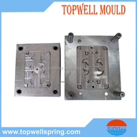 Plastic gear mould for all kinds of machine printer equipment gears injection tooling factory