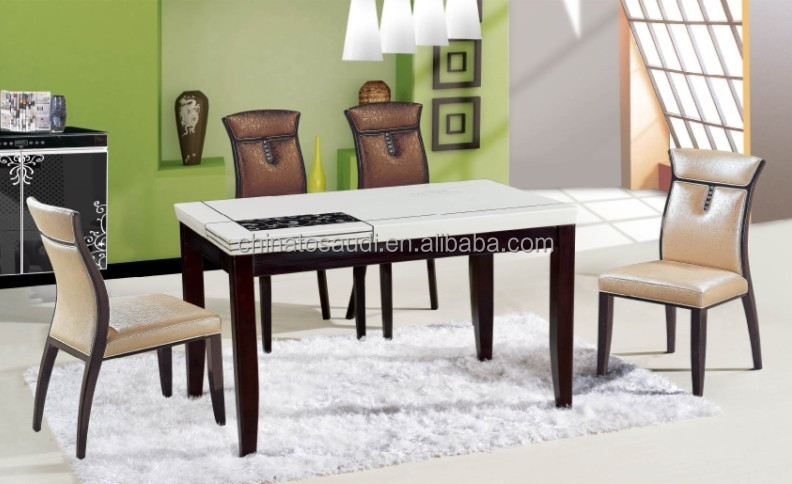 china cheap marble top dining table sets black set online india