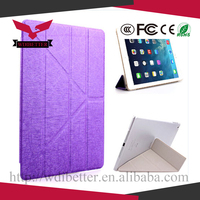For IPad Mini 4 Leather Magnetic Transformative Stand Smart Cover Cases