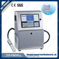 automatic console mode sealing and coding machine for food drink chemical industry