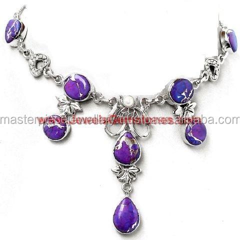 Silver Jewellery Shop Online Necklaces