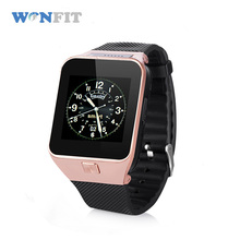 Wonfit Cheap Children Smart Watch Phone Kids Tracking GPS Kids Tracker Watch 2018