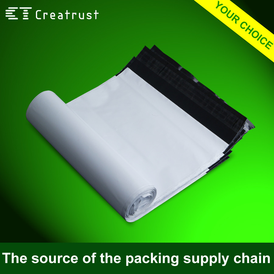 Poly postal mailing bag courier packaging custom printed poly mailer
