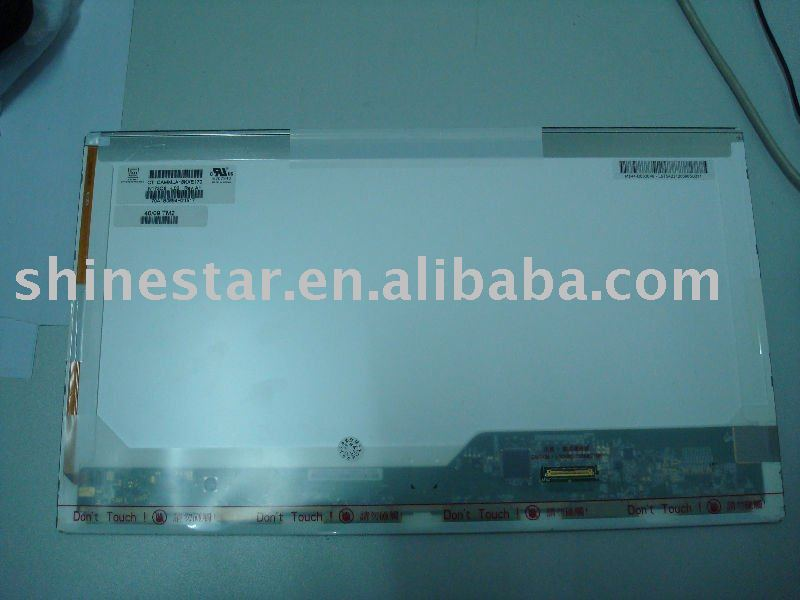 "16"" notebook display Screen Panel LTN160AT06 for ASUS X64VG"
