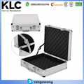 Aluminium Pistol Gun Case Tool Box Flight Case Carry Storage Lockable Secured