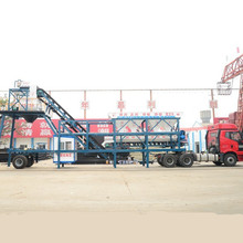 mobile cement mixer plant/mobile cement plant/mobile charging station