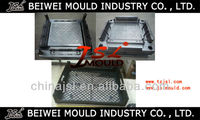 High quality Plastic bread crate mould