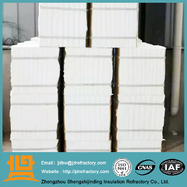 refractory heat insulation high zirconium ceramic fiber module china supply wholesale price