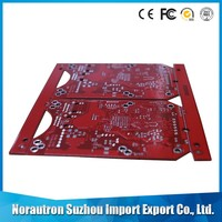 Mass production the first choice fabricate multilayer pcb assembly