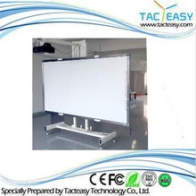 cheap smart board educational equipment with 4 users writing