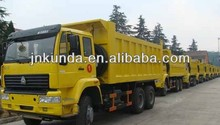 USED 6*4 336HP DUMP TRUCK CHEAP PRICE
