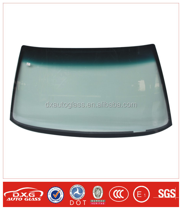 mobile auto glass windshield jananese car for HYUNDAI PONY