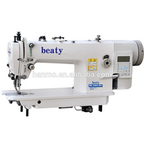 BA 0303D3 Auto Trimmer Direct Drive Lockstitch Sewing Machine With Top And Bottom Golden Wheel Lockstitch Sewing Machine