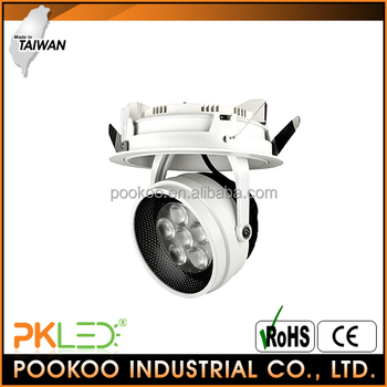 PKLED Taiwan 50W 4200lm Cree LED Downlight Spot light