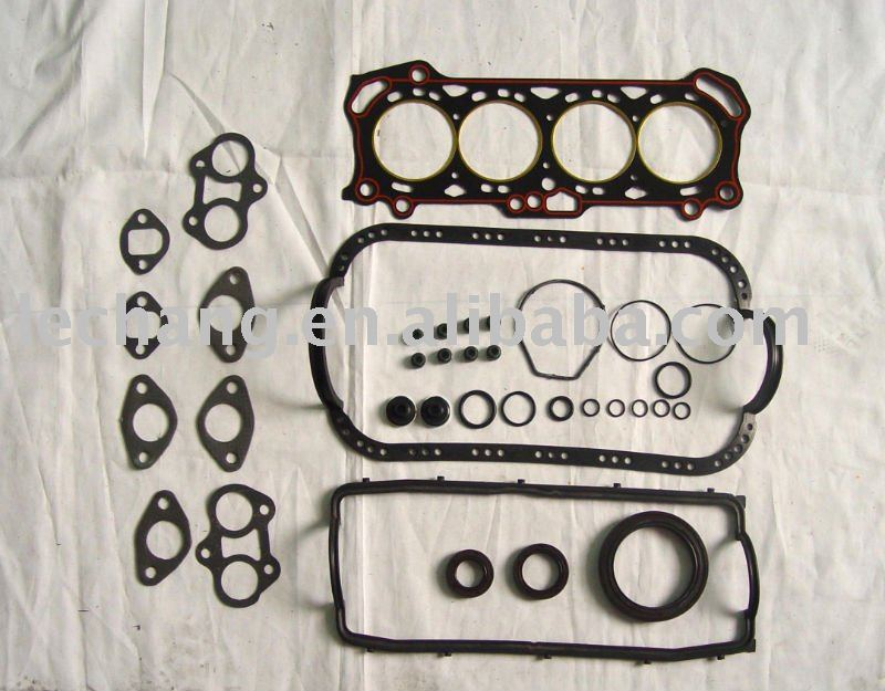 AUTO COMPLETE SET FULL GASKET KIT FOR ENGINE 82EN,OEM:061A1-PA1-000