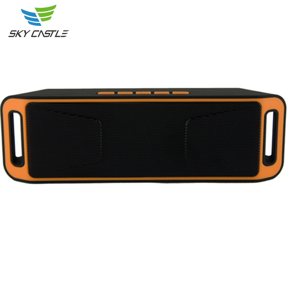 Fashion outdoor speaker with wireless mic wireless outdoor soundbar speaker with great price