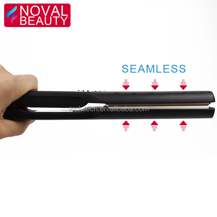 Alli baba com America Hot Sell Hair Straightener Private Label Flat Iron New Products 2018 Machines