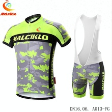 Malciklo Italy MITI Fabric Race Cut men and women wear cycle clothes bike full zip shirt bicycle custom cycling jersey