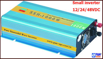 24vdc to 110vac inverter with pure sine wave for automobile
