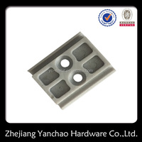China factory OEM plastic product plastic window clip