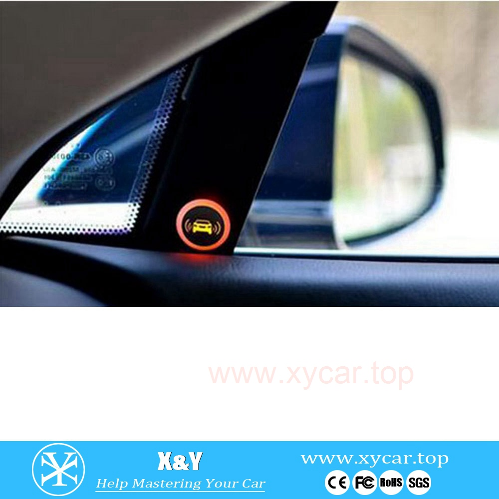 2016 newest car blind spot detection system listed blind spot sensor XY-BS01