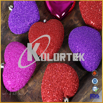 Wholesale glitter powder shimmer glitters for crafts