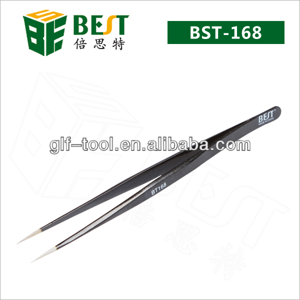 BEST-168 ESD SMT tweezers for repairing