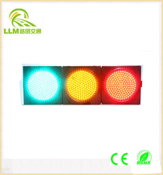 Stable quality road safety high brightness led traffic light