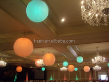 Indoor Inflatable Led Balloon Event Christmas
