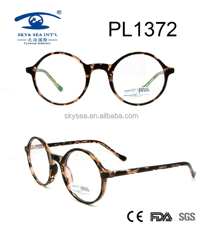 patch fashion optical eyewear , plastic China glasses spectacle