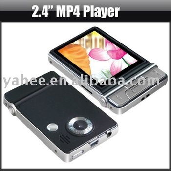 Newest mp4 player with Camera with1.3M Pixel Camera,YHM-MP622