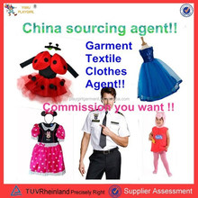 Yiwu garment sourcing agent want buying clothes export agent