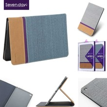 X-level lastest design zebra-stripe leather case for ipad air