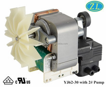 230V 50Hz Piston Nebulizer motor high pressure mini compressor for Nebulizer Motor