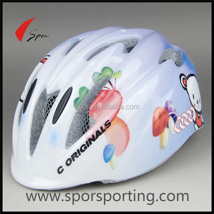 Cycling Sport And Esp+Pc Material Off Road In-Mold Bicycle Helmet