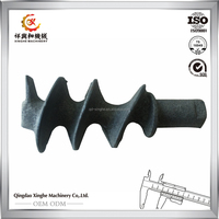 China factory ductile iron casting ductile iron resin sand casting with machining services