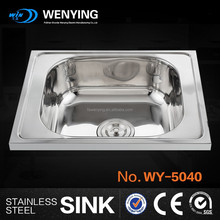 WY-5040 stainless steel heat sink chinese kitchen appliances manufacturers