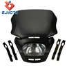Black high quality halogen motorcycle light bulb for Super Sherpa KLX140 KX250