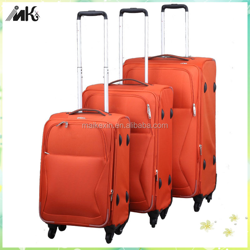 Fashion trolley travel bag laptop trolley bag with universal wheels for ladies laptop trolley bag