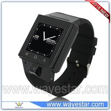 bluetooth/wifi/gps android hand watch mobile phone price in china