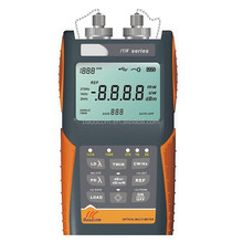 optical laser source power meter multimeter digital