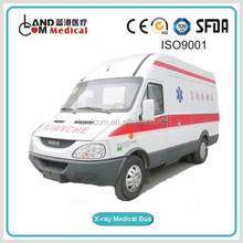 IVECO Chassis Medical Ambulance Vehicle