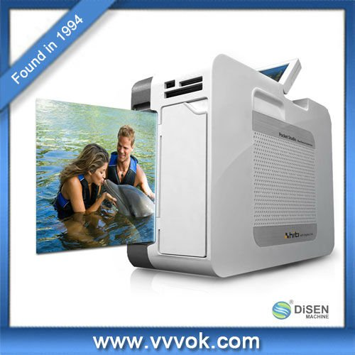 High speed photo kiosk printer