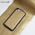 Golden Color Python Case for iphone 7 luxury mobile case